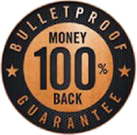 Bulletproof 100%25 Money Back Guarantee
